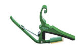 Kyser - Quick-Change Capo for 6 String Acoustic - Emerald Green