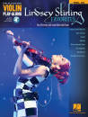 Hal Leonard - Lindsey Stirling Favorites: Violin Play-Along Volume 64 - Book/Audio Online