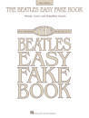 Hal Leonard - The Beatles Easy Fake Book - 2nd Edition - Book
