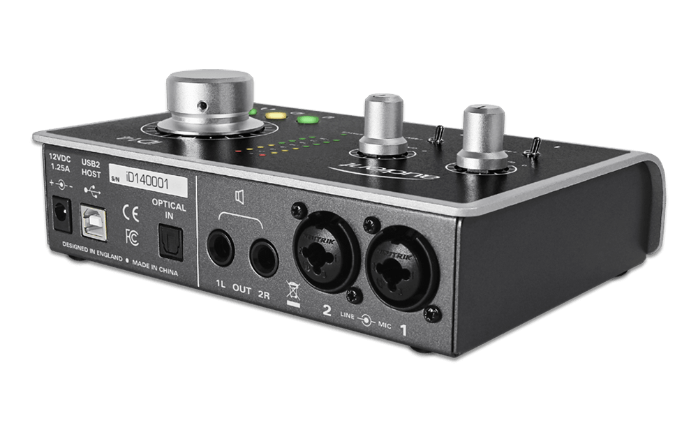 audient id14 high performance usb audio interface long mcquade musical instruments. Black Bedroom Furniture Sets. Home Design Ideas