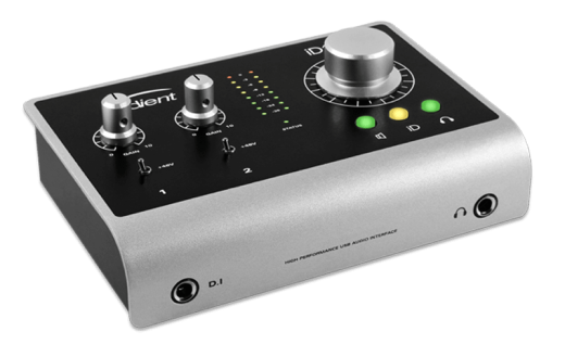 iD14 High Performance USB Audio Interface