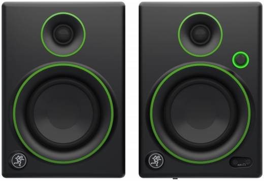 CR4 4'' Multimedia Monitors (Pair)