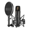 RODE - NT1 Cardioid Condensor Microphone with SM6 Shock Mount