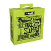 Ernie Ball - 3-Pack Regular Slinky Electric Strings 10-46