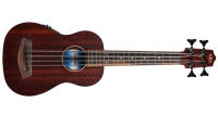 U-Bass - Rumbler Fretted Acoustic-Electric U-Bass with Bag