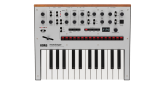 Korg - Monologue Mini Monophonic Analogue Synthesizer - Silver