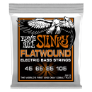 Ernie Ball - Hybrid Slinky Flatwound Bass Strings 45-105