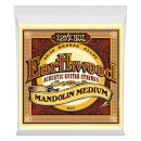 Ernie Ball - Earthwood Mandolin Medium Loop End 80/20 Bronze Strings 10-36