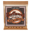 Ernie Ball - Earthwood Rock and Blues Phosphor Bronze Acoustic Guitar Strings 10-52