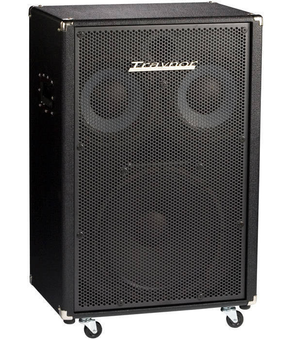 traynor 600 watt 1x15 2x10 bass cabinet long mcquade musical instruments. Black Bedroom Furniture Sets. Home Design Ideas