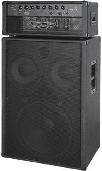 Traynor 600 Watt 1x15 / 2x10 Bass Cabinet - Long & McQuade Musical ...