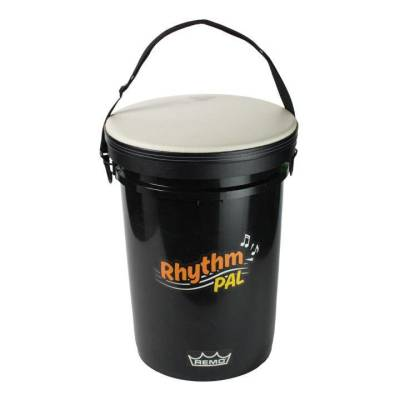 Rhythm Pal Drum Comfort Sound Technology - Black, 13''