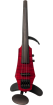 NS Designs - WAV Electric Violin - Transparent Red