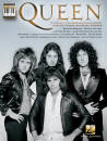 Hal Leonard - Queen (Note-for-Note Keyboard Transcriptions) - Piano - Book