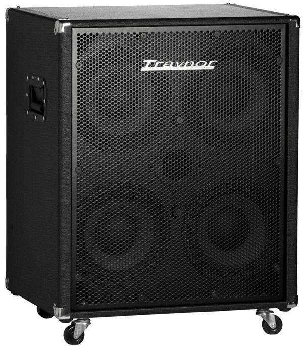 Traynor 400 Watt 4x10 Bass Cabinet - Long & McQuade Musical ...