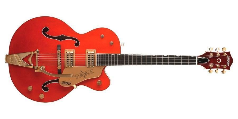 gretsch guitars g6120 chet atkins hollow body long mcquade musical instruments. Black Bedroom Furniture Sets. Home Design Ideas