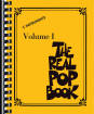 Hal Leonard - The Real Pop Book--Volume 1 - C Instruments - Book
