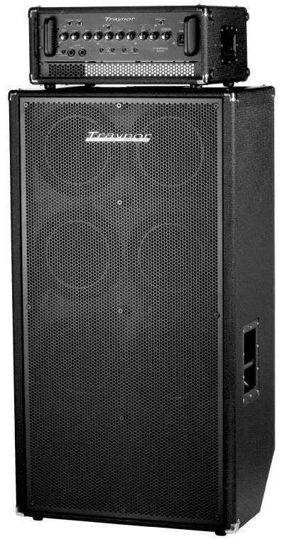 Traynor 1600 watt 8x10 bass cabinet long mcquade for 8x10 kitchen cabinets