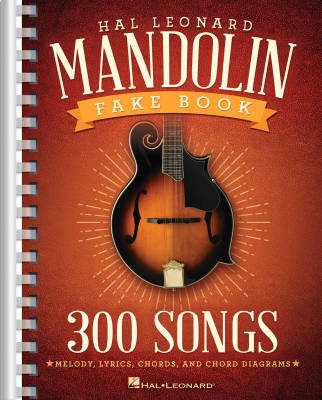 The Hal Leonard Mandolin Fake Book
