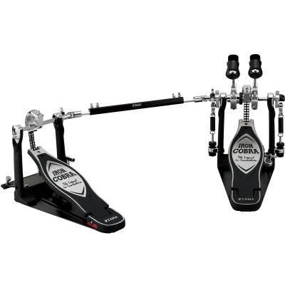 Iron Cobra Rolling Glide Twin Pedal