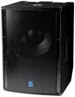 Elite Series Powered Subwoofer - 21 inch  Woofer - 2400 Watts