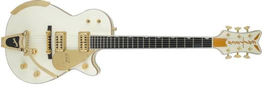 G6134T-58 Vintage Select '58 Penguin with Bigsby, TV Jones - Vintage White