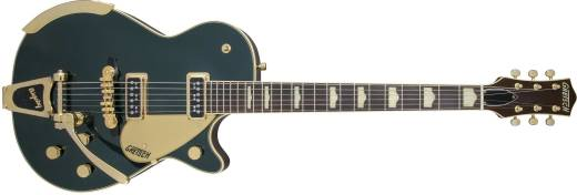 G6128T-57 Vintage Select '57 Duo Jet with Bigsby, TV Jones - Cadillac Green