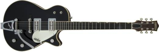 G6128T-59 Vintage Select '59 Duo Jet with Bigsby, TV Jones - Black