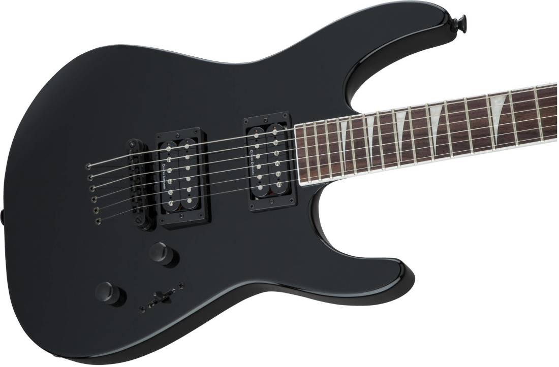 jackson guitars x series soloist slxt rosewood fingerboard gloss black long mcquade. Black Bedroom Furniture Sets. Home Design Ideas
