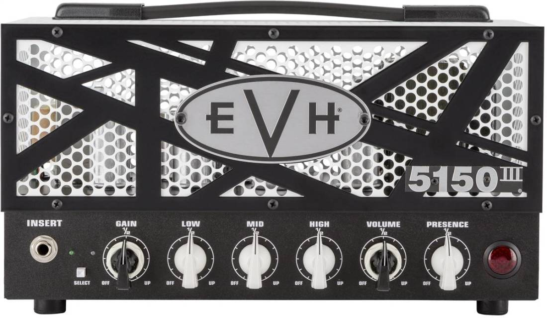 Evh 5150iii Lbxii Head Long Amp Mcquade Musical Instruments