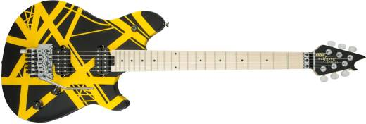 Wolfgang Special - Striped Black and Yellow