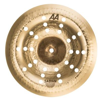 12'' AA Mini Holy China - Brilliant