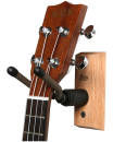 String Swing - Wood Back Ukulele Mount - Oak