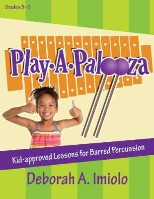 Play-A-Palooza - Imiolo - Classroom Percussion - Book/CD