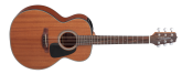 Takamine - All-Mahogany 3/4 Size Acoustic-Electric Guitar - Natural Finish