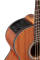 All-Mahogany 3/4 Size Acoustic-Electric Guitar - Natural Finish