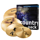 Zildjian - Country Pack