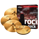 Zildjian - Rock Music Pack