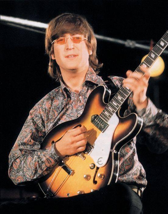 Epiphone Casino John Lennon