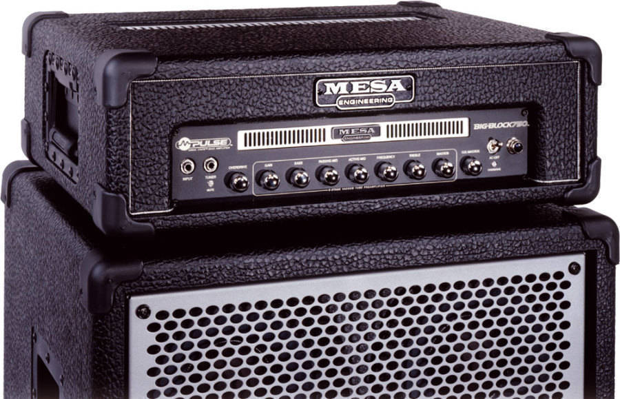mesa boogie big block 750 bass head with overdrive long mcquade musical instruments. Black Bedroom Furniture Sets. Home Design Ideas