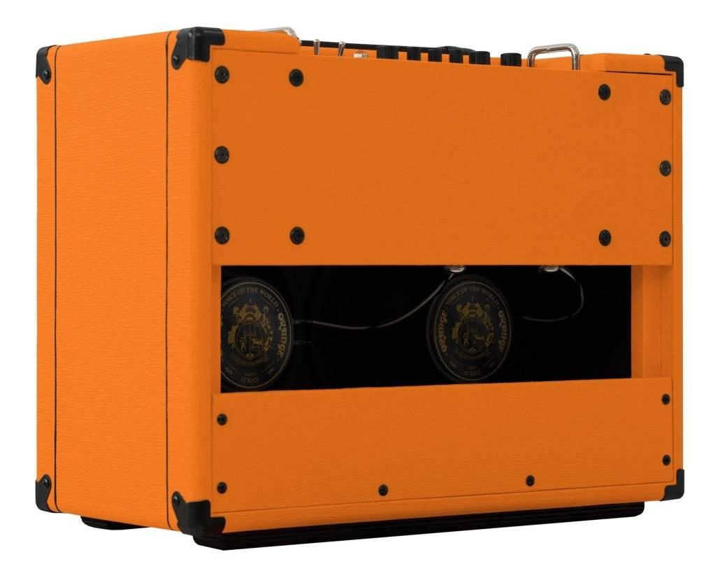 orange amplifiers rocker 32 30 watt twin channel 2x10 stereo combo amp long mcquade. Black Bedroom Furniture Sets. Home Design Ideas