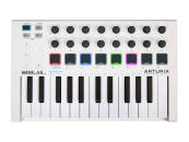 Arturia - MiniLab MkII 25 Mini Key Controller with Software Sounds