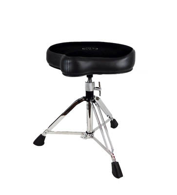 Manual Spindle Original Drum Throne - Black