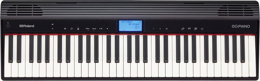Roland - GO:PIANO - 61 Key Portable Digital Piano w/Speakers