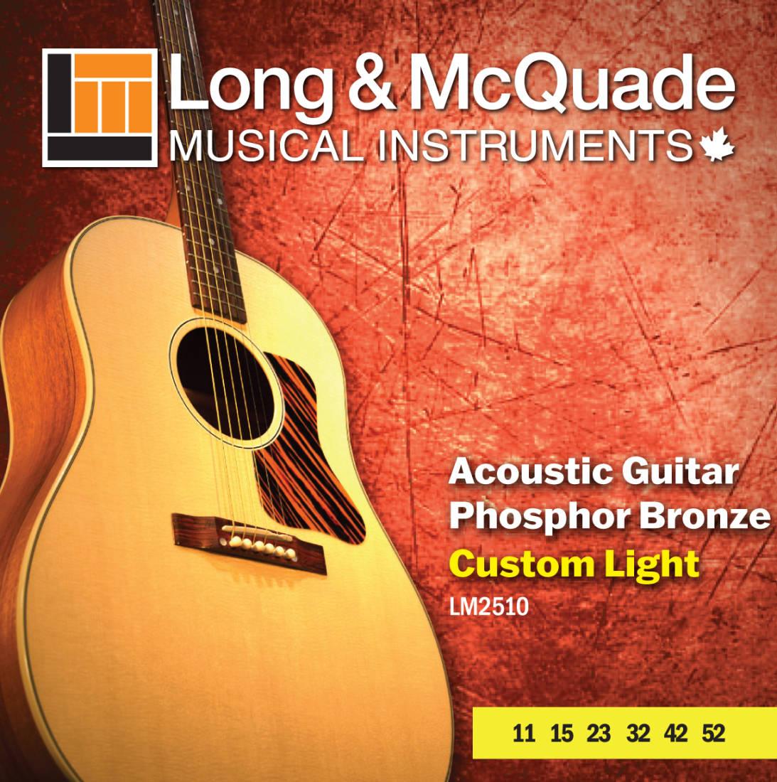 Long Mcquade Light Acoustic Strings 11 46