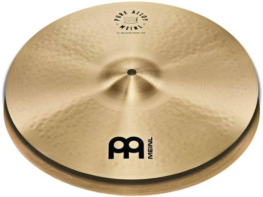 Pure Alloy 14'' Medium Hihats