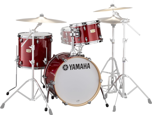 Stage Custom Birch Bop Kit 18,12,14 - Cranberry Red
