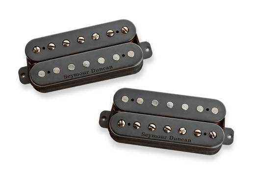 Nazgul and Sentient Humbucker Set, 7-String Passive Mount