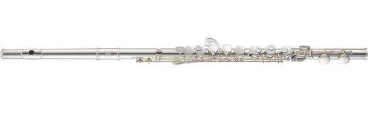 Silver-Plated Alto Flute w/Curved and Straight Headjoints