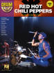 Hal Leonard - Red Hot Chili Peppers: Drum Play-Along Volume 31 - Drum Set - Book/CD